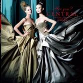 Photo Christian Ammann; Stylist Ruth Du Cann; Models Zuzanna & Ren