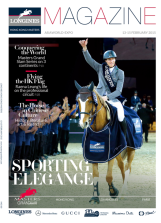 Longines HK Masters - magazine for the equestrian event